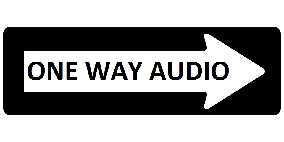 Top Three Reasons for SIP One-Way Audio