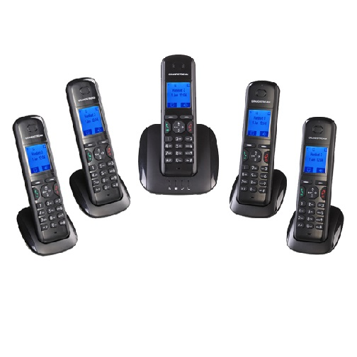 Grandstream DP715 Wireless DECT IP PHone